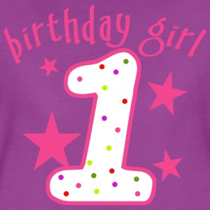 1st Birthday Girl - Women's Premium T-Shirt
