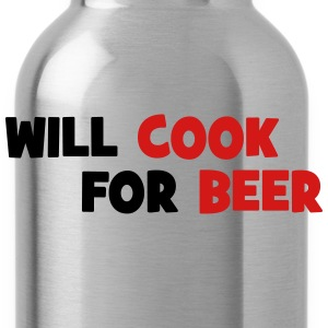 cook T-Shirts - Water Bottle