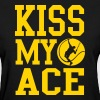 Kiss my ace - Tennis  Women's T-Shirts - Women's T-Shirt