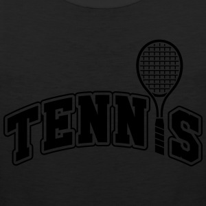Tennis  Women's T-Shirts - Men's Premium Tank