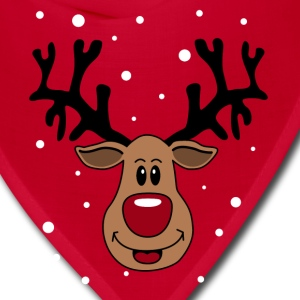 Rudolf 2 Long Sleeve Shirts - Bandana