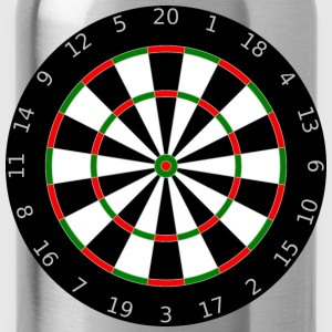 dartboard - Water Bottle