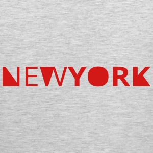 newyork Long Sleeve Shirts - Men's Premium Tank