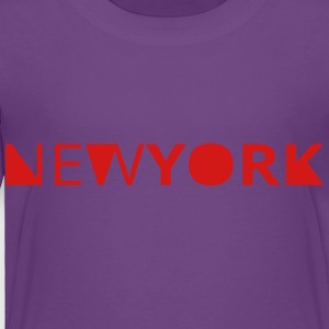 newyork Kids' Shirts - Toddler Premium T-Shirt