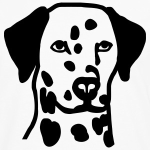 Dalmatian T-Shirts - Men's Premium Long Sleeve T-Shirt