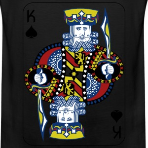 King of Spades - Men's Premium Tank