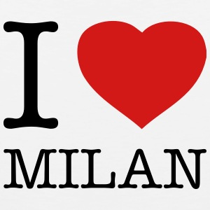 I LOVE MILAN - Men's Premium Tank