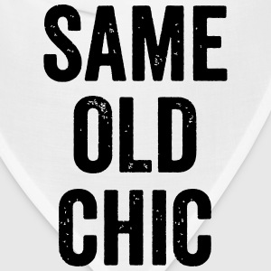 Same Old Chic  Women's T-Shirts - Bandana