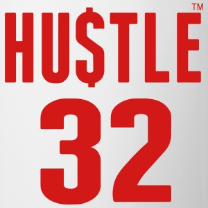 HUSTLE 32 Hoodies - Coffee/Tea Mug