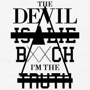 The Devil Is A Lie Accessories - Men's T-Shirt