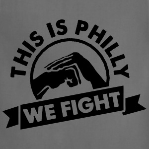 We Fight T-Shirts - Adjustable Apron