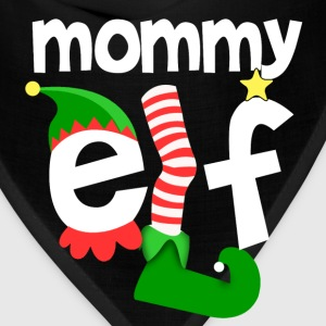 Mommy Elf Women's T-Shirts - Bandana