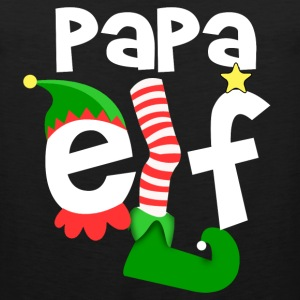 Papa Elf T-Shirts - Men's Premium Tank