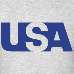 USA Hoodies - Men's T-Shirt