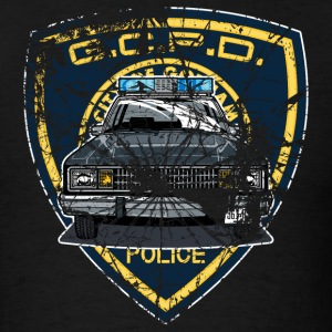 G.C.P.D.  Design Hoodies - Men's T-Shirt
