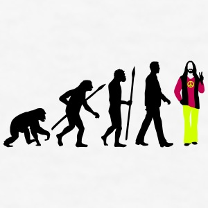 evolution_of_man_hippie_112014_b_3c Accessories - Men's T-Shirt