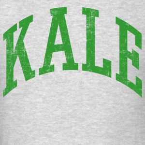 Distressed Kale Hoodies - Men's T-Shirt