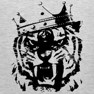 Tiger king Hoodies - Men's Premium Tank