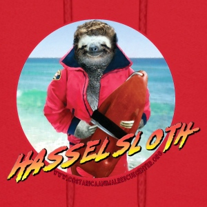 HASSELSLOTH - Don't Hassel The Sloth! Baby & Toddler Shirts - Men's Hoodie