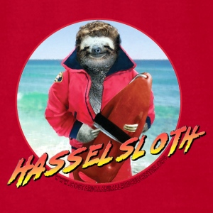 HASSELSLOTH - Don't Hassel The Sloth! Baby & Toddler Shirts - Men's T-Shirt by American Apparel