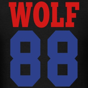 ♥♫Love EXO Wolf 88 Hooded Sweatshirt♪♥ - Men's T-Shirt