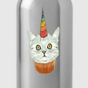 Unicorn kitty - Water Bottle