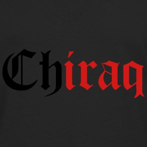 Chiraq Caps - Men's Premium Long Sleeve T-Shirt