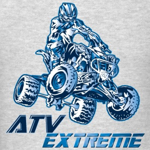 ATV Extreme Enduro Hoodies - Men's T-Shirt