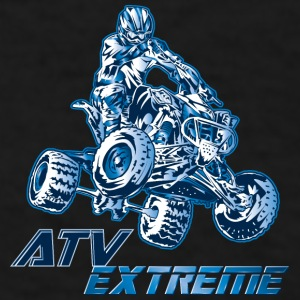 ATV Extreme Enduro Mugs & Drinkware - Men's T-Shirt