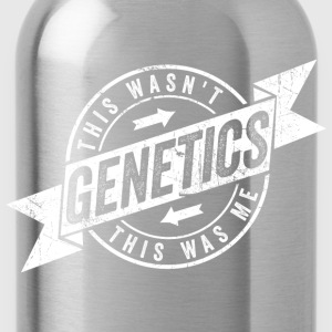 Genetics Workout Gym  - Water Bottle