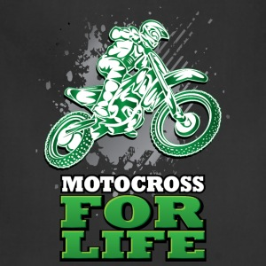 Motocross For Life Kids' Shirts - Adjustable Apron