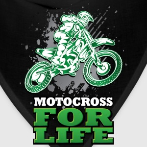 Motocross For Life Kids' Shirts - Bandana
