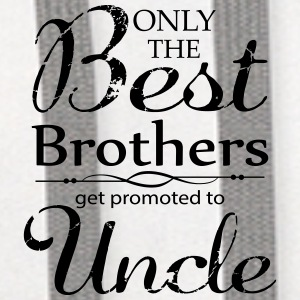 The Best Brothers Get Promoted to Uncle Mugs & Drinkware - Contrast Hoodie