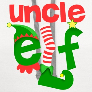 Uncle Elf T-Shirts - Contrast Hoodie