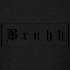 Bruuh Caps - Men's T-Shirt
