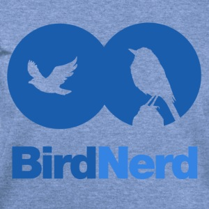 Bird Nerd Women's T-Shirts - Women's Wideneck Sweatshirt