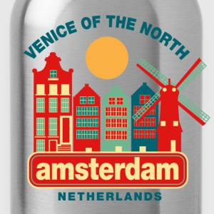 Venice Of The North Women's T-Shirts - Water Bottle