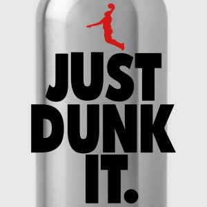 JUST DUNK IT. Hoodies - Water Bottle