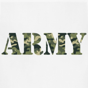 Army - Adjustable Apron