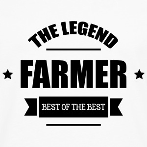 Farmer / Farming T-Shirts - Men's Premium Long Sleeve T-Shirt