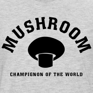 Mushrooms of the World Shirt - Men's Premium Long Sleeve T-Shirt