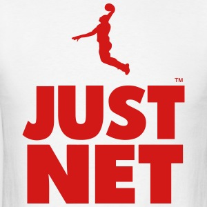 JUST NET - Men's T-Shirt
