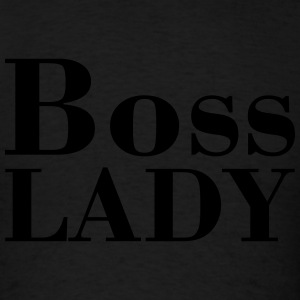 boss lady Tanks - Men's T-Shirt