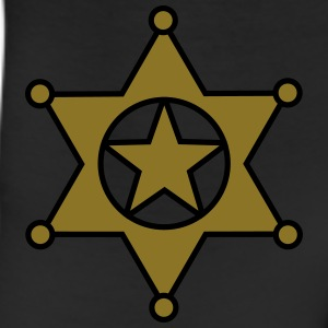 sheriff star_se6 Polo Shirts - Leggings