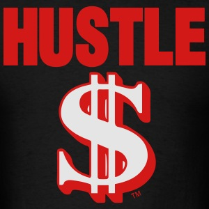 HUSTLE MONEY - Men's T-Shirt