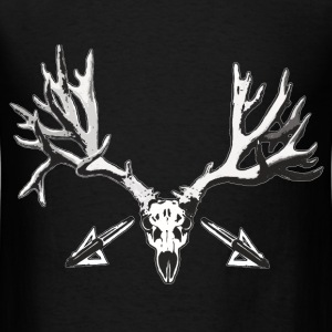 Broad head buck  - Men's T-Shirt
