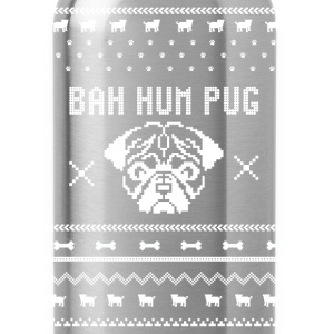 Sweater Shirt | Bah Hum Pug - Ladies - Water Bottle