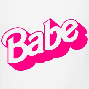 Babe Tanks - Men's T-Shirt