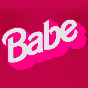 Babe  Tanks - Women's Premium T-Shirt