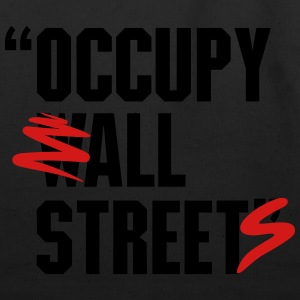 OCCUPY WALL STREET - Eco-Friendly Cotton Tote
